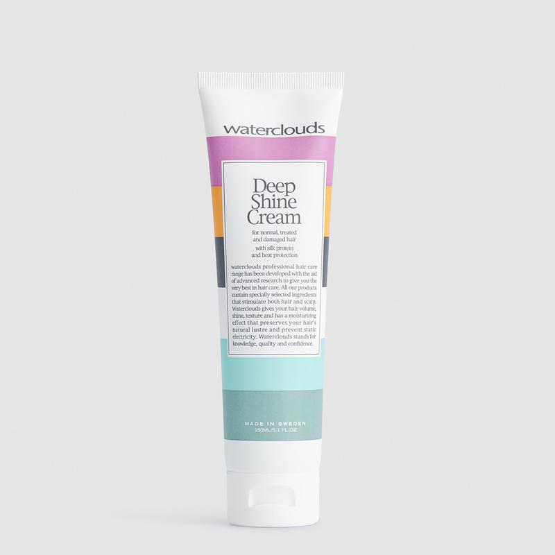 Waterclouds Deep Shine Cream - 150 ml